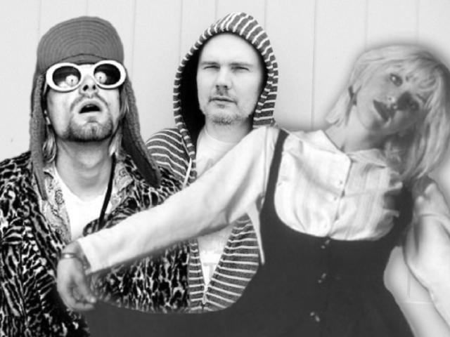 A punk-rock leghíresebb szerelmi háromszöge