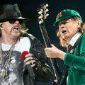 Állítólag készül az új AC/DC lemez Axl Rose-zal