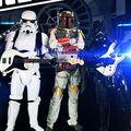 Metal lemezt ad ki a Galaktikus Birodalom
