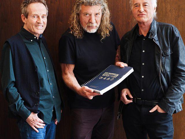 Összeáll a Led Zeppelin?