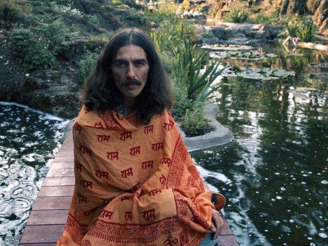 Boldog Égi születésnapot George Harrison!