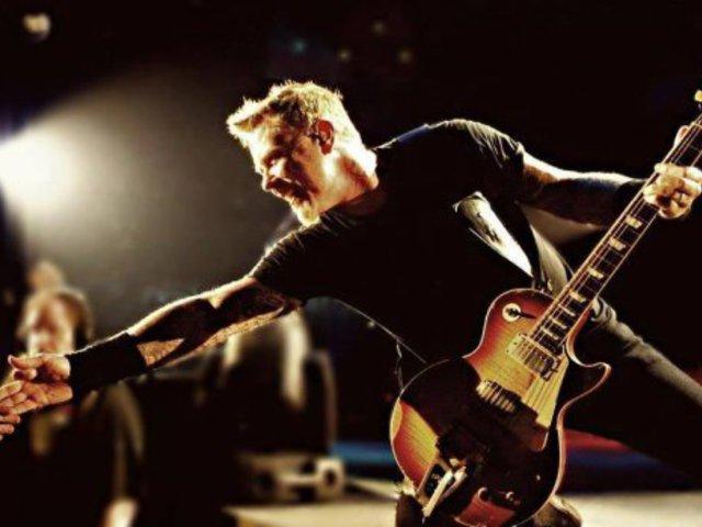 James Hetfield megint jófejkedett