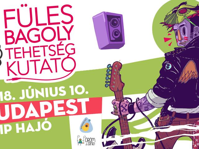 Fülesbagoly Tehetségkutató Budapest