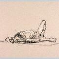13 rajz készült a meztelen Iggy Popról