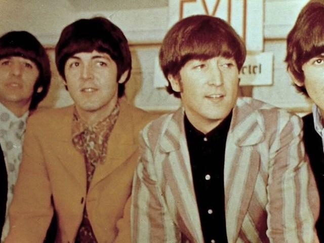11 másodperces Beatles-videó került elő