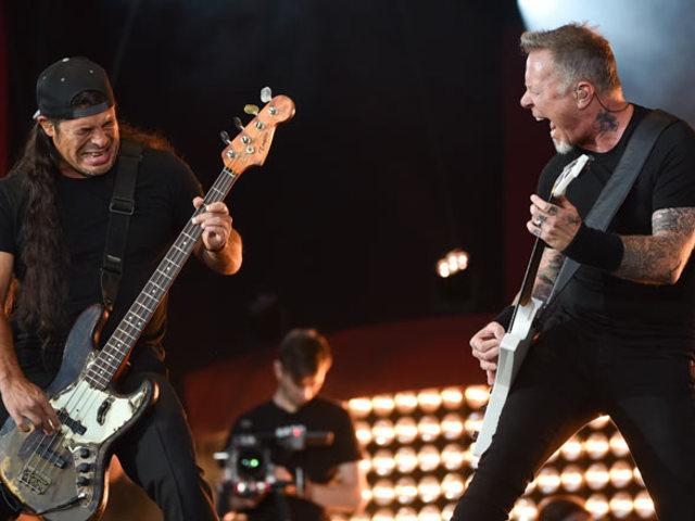 Néhány óra alatt elkapkodták a Metallica-jegyeket