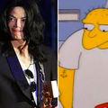 Jacko TÉNYLEG szerepelt A Simpson családban