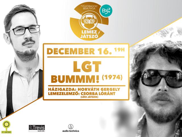 Ferenczi Gyuri és Lóci egy-egy kultikus lemezről szakért