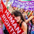 Emberjogi aktivisták is felszólalnak a Sziget nagyszínpadán