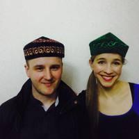 Reptereken és kazah szálloda tetején énekelt Harcsa Veronika