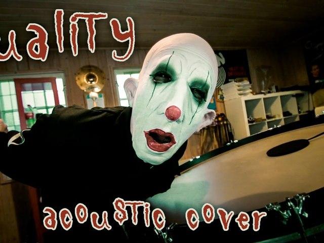 Akusztikus bohóckodás a Slipknot tiszteletére