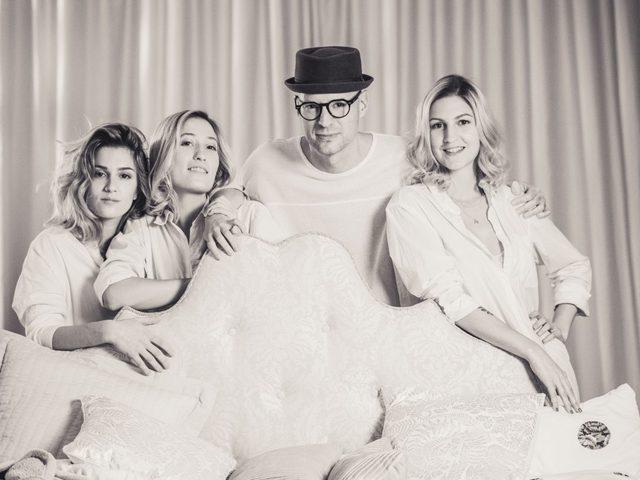 Három nővel egy ágyban