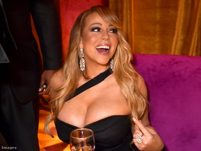 Mariah Carey rekordot döntött a Spotify-on