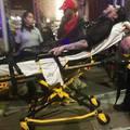 Videón Marilyn Manson színpadi balesete