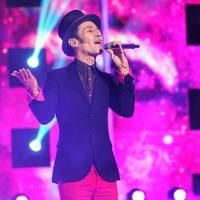 Karafiáth Orsolya versét énekli Maszkura