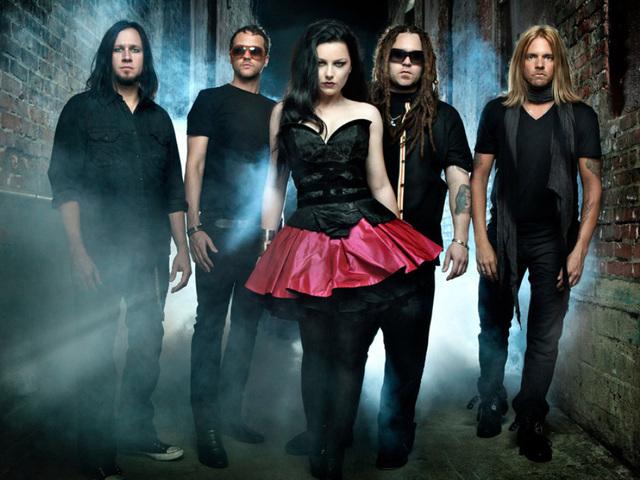 Szeptemberben Budapesten lép fel az Evanescence