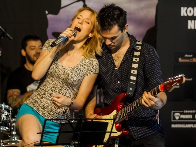 Koncertdömping és kiváló zenetanárok a Gitármánia Táborban