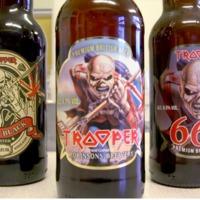 Az Iron Maiden új söre olyan, mint a citromízű banán