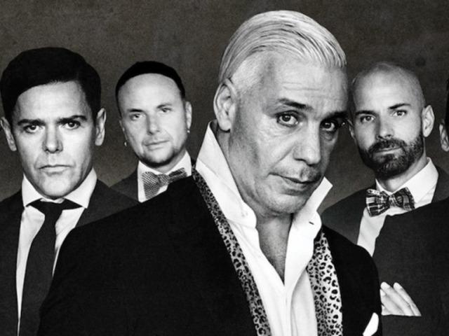 A Rammstein új lemeze eltér a korábbiaktól