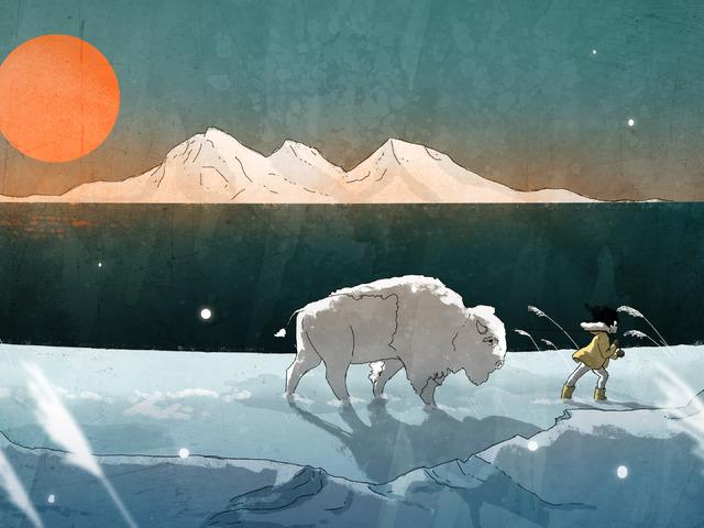 Varázslatos klip készült az északi fény születéséről