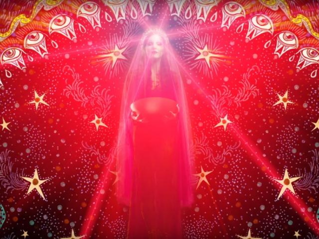 Pszichedelikus némafilm Billy Corgan zenéjével