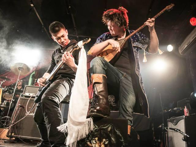 Headbangelj mongol folk-metalra!