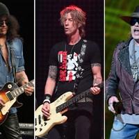 Mindent vitt a régi-új Guns N' Roses
