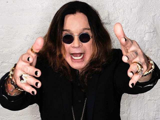 Ozzy Osbourne Budapestre jön