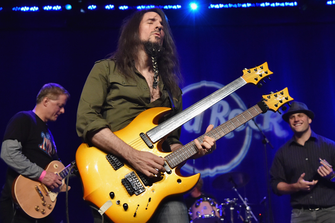 11. Ron 'Bumblefoot' Thal (Art of Anarchy, Sons of Apollo)