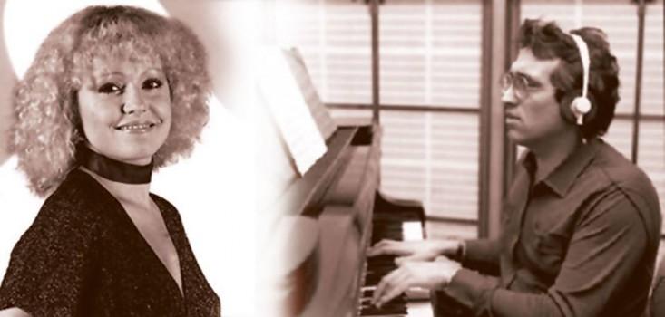Gyakran fellépett Cserháti Zsuzsával és a kor legjobb énekesnőivel.<br />