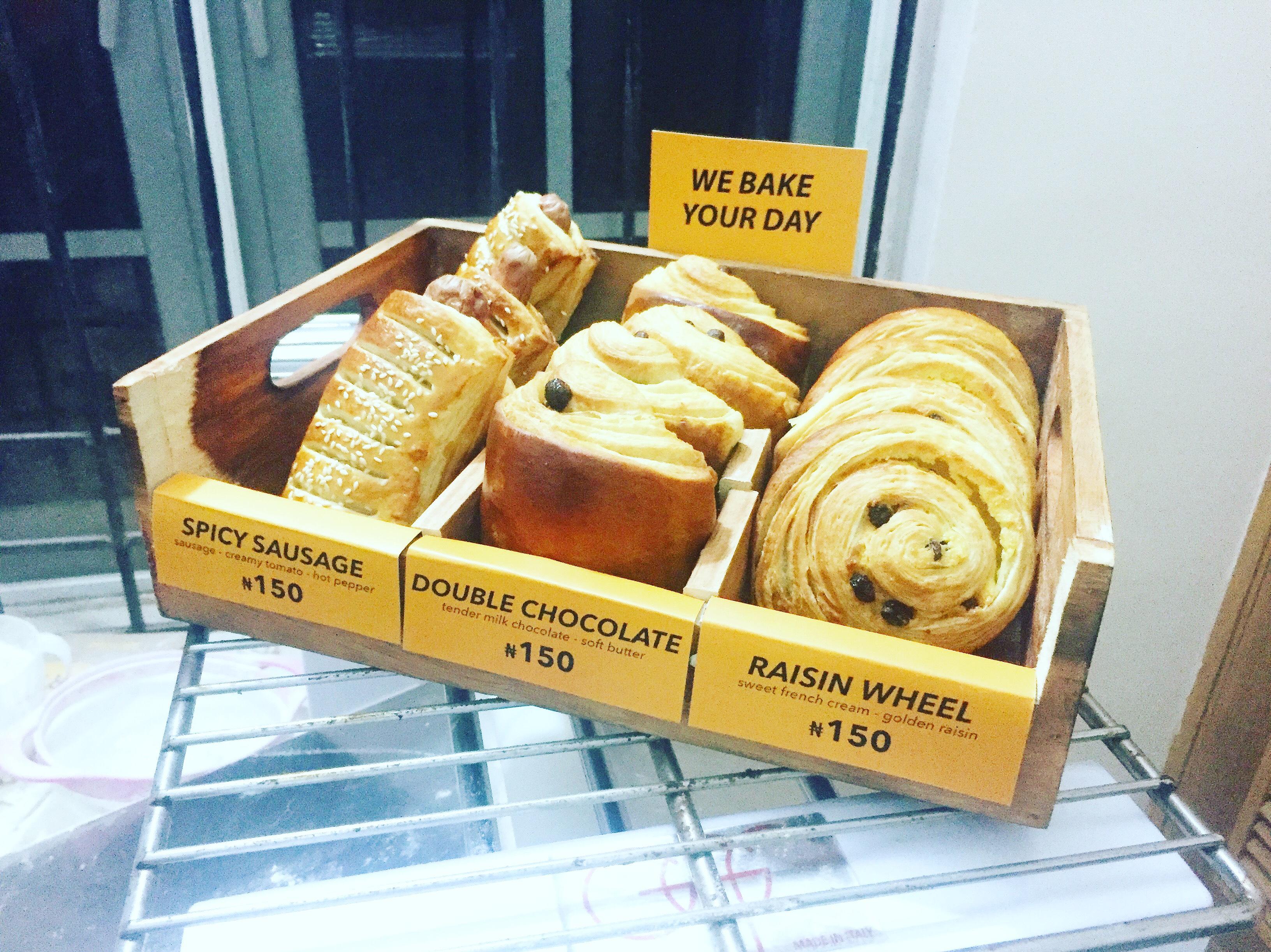Pár finomság a pékségből
