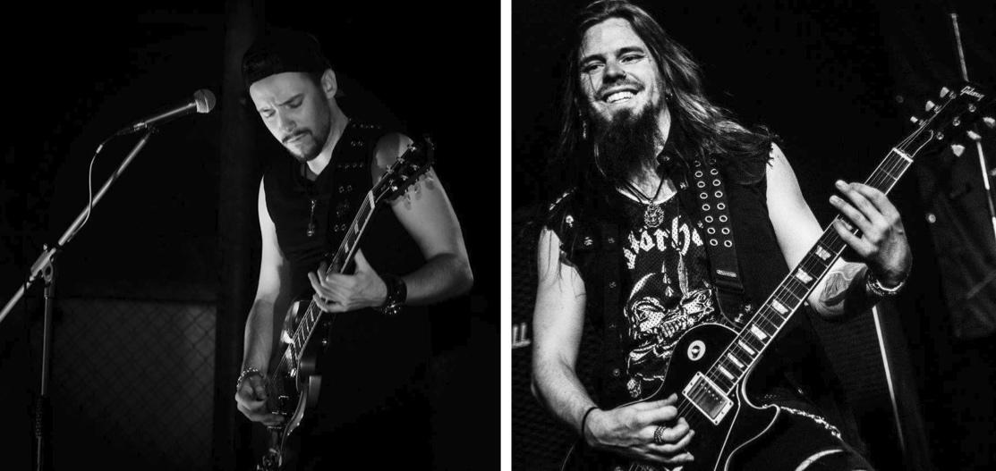 Nagy Máté és Dénes<br />A Nagy fivérek esetében még az is különleges, hogy mindketten kiváló gitárosok. Máté az Omenben tolja a metalt, Dénes Deák Bill Gyula mellett játsza a bluest.
