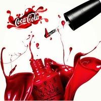 A Coca- Cola inspirált!