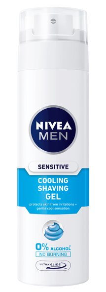 NIVEA Men Sensitive Cooling Borotválkozó Zselé1099Ft.jpg
