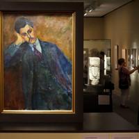 Modigliani - kiállítás