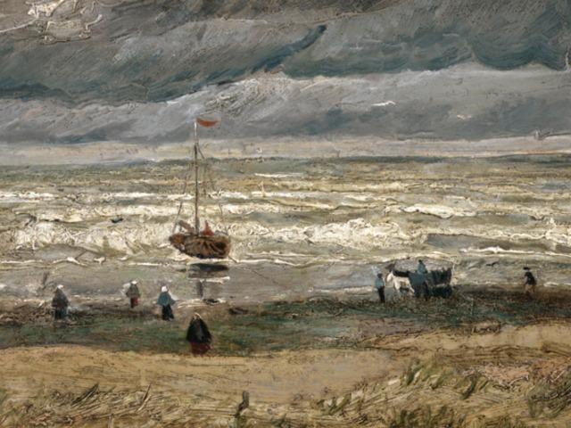 Lopott Van Gogh festmények kerültek elő az olasz maffia raktárából