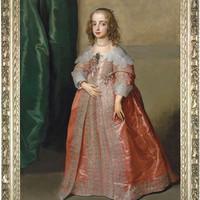 Pulykatojás fejű angol hercegnő