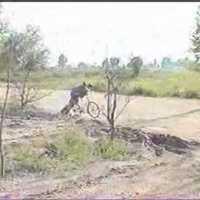 Részeg biciklis