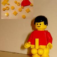 Lego másképp... elvetemült átalakítás :D