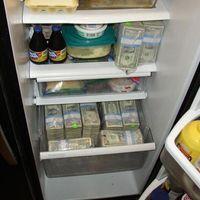 Újabb jó kis hűtő (vagy széf?)... :D