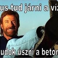 Chuck Norris vs Jézus - LOL