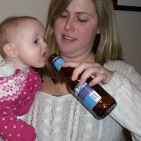 Sör - függőséget okoz... babáknál is :D