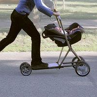 Babakocsi roller - beteg szülőknek