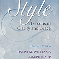 Style: Lessons In Clarity And Grace (11th Edition) Download