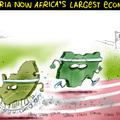 Afrika legnagyobb gazdasága