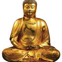 Buddhás mini lámpa