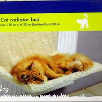 Radiátorra Szerelhető Macskaágy