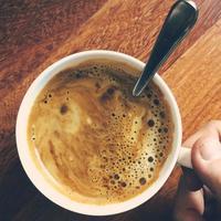 Kávéfőző víz