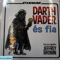 Darth Vader és Fia - mesekönyv