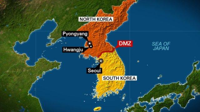 Koreai Demilitarizalt Ovezet Furatermek Blog